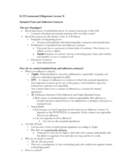 LAWG 100D1 Lecture Notes - Lecture 21: Natural Person, Gross Negligence, Suppletion