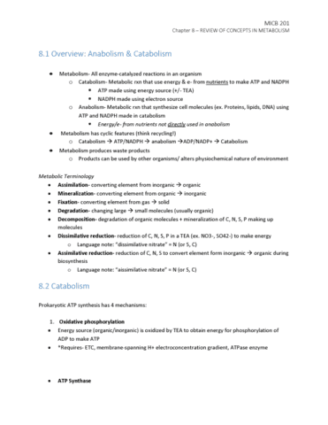 textbook notes for microbiology at university of british columbia rh oneclass com microbiology study guide chapter 16 microbiology study guide chapter 1