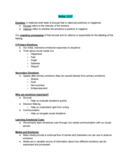 JMC 1100 Lecture Notes - Lecture 20: Nonverbal Communication, Mass Media, Anxiety