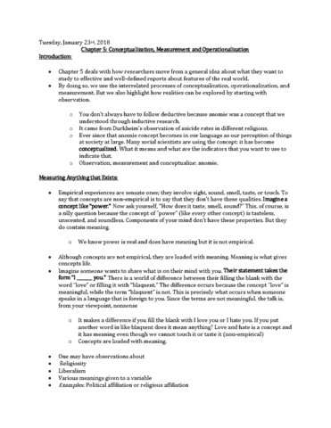 Soci 2030 lecture 5 chapter 5 conceptualization soci 2030 lecture 5 chapter 5 conceptualization operationalization an oneclass solutioingenieria Image collections