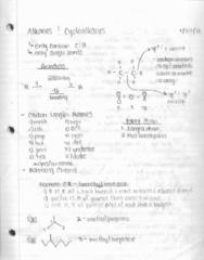 CH 221 Lecture Notes - Lecture 4: Pentane, Nonane, Heptane