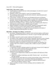 SOCIOL 3U03 Lecture Notes - Lecture 6: Deskilling