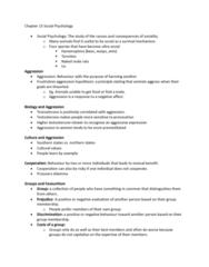 PSYC 102 Chapter Notes - Chapter 13: Hymenoptera, Amazon Cooperation Treaty Organization, Groupthink