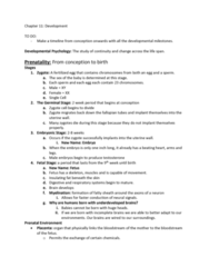 PSYC 102 Chapter Notes - Chapter 11: Fetal Alcohol Spectrum Disorder, Almost Surely, Primitive Reflexes