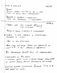 CMM 110 Lecture 1: CMM 110: Lecture 1: Importance of Communication