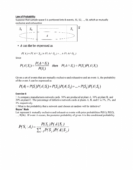 STAT 2507 Lecture Notes - Lecture 4: Network Interface Controller, Posterior Probability, Bayes Estimator