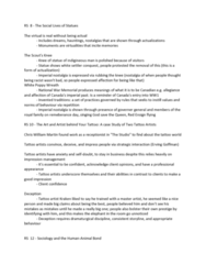 SOC100H1 Chapter Notes - Chapter 8, 10, 12, 16: White Poppy, Chris William Martin, One Health