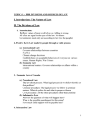 CRIM 135 Lecture Notes - Lecture 1: Personal Property, North American Free Trade Agreement, Criminal Procedure