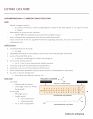 NUTR 3210 Lecture Notes - Lecture 7: Essential Fatty Acid, Solvent, Chloroform
