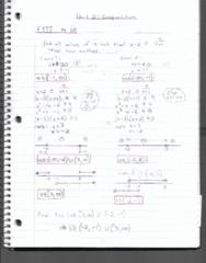 MATH 1200 Midterm: Unit 2 examples