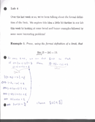 MATH 1200 Lecture Notes - Lecture 4: 32X