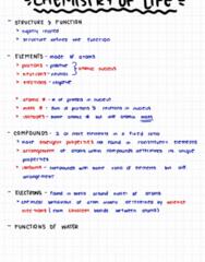 BIOL 1116 Lecture Notes - Lecture 5: Atomic Nucleus, Emergence, Covalent Bond