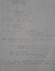 CHM 1046 Lecture 10: Equilibrium