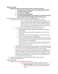 ACTG 2P40 Lecture Notes - Lecture 4: Contingent Fee, Rebuttable Presumption, Life Insurance