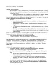 PHIL 335 Lecture Notes - Lecture 12: Louis Althusser, Labour Power, Contractible Space