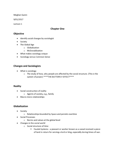 soc-151-lecture-1-chaper-1-notes