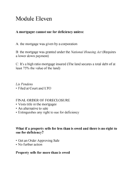 LEGL-260 Lecture Notes - Lecture 11: Promissory Note, Security Interest, Financial Institution