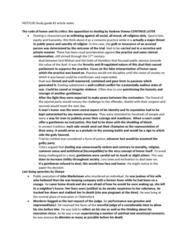 HIST 3130 Study Guide - Final Guide: The Symbolic, Robert Throckmorton, Newgate Prison