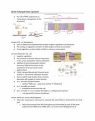 BIOL239 Lecture Notes - Lecture 15: Operon, Lactoferrin, Repressor