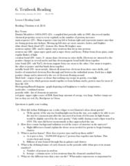 HISTORY 2720 Chapter Notes - Chapter 6: Arthur Eddington, Neutron Capture, White Dwarf