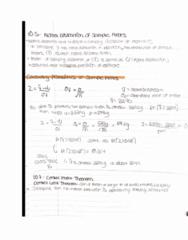 BIOL 2060 Lecture 8: central limit theorem