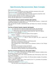 ECON 203 Lecture Notes - Lecture 1: Arbitrage, Japanese Yen, Byrsonima Crassifolia