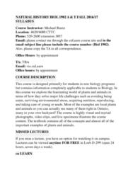 BIOL 1902 Lecture Notes - Lecture 1: Deferral, E-Book