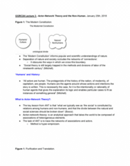GGRC24H3 Lecture Notes - Lecture 3: Social Theory, Intentionality, Institute For Operations Research And The Management Sciences