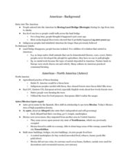 HIST111 Study Guide - Midterm Guide: Caravel, Teotihuacan, Syncretism