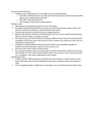 PSYC 361 Lecture Notes - Lecture 19: Certified Emission Reduction, Incentive Salience