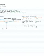 PROCTECH 3CT3 Quiz: Review of Matlab