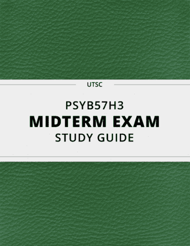 bamd 300 study guide midterm 1 This supply chain management fall 2016 week 4 study guide 35 pages pages 1-6 was uploaded by kparansun, an elite notetaker on nov 01 2016 and has been viewed 127 times.