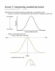 frequency distribution in psychology