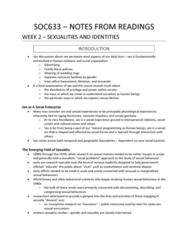 SOC 633 Chapter Notes - Chapter 2: Human Sexual Activity, Sexually Transmitted Infection, Social Enterprise