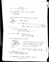 MECHENG 3R03 Lecture 3: Heat Transfer 3.4