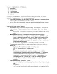 PHIL 335 Lecture Notes - Lecture 15: Bind, Rape Culture, Cultural Imperialism