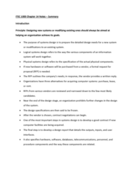 ITEC 1000 Chapter Notes - Chapter 14: Sustainable Design, Environmental Design