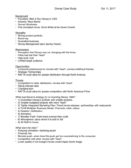 RSM251H1 Lecture Notes - Lecture 11: Disney Store, North American Free Trade Agreement, Financial Risk