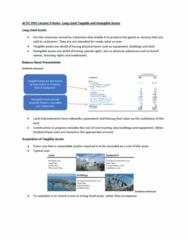 ACTG 1P91 Lecture Notes - Lecture 9: Income Statement, Cedar Fair, Canada Revenue Agency