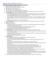 EESA10H3 Study Guide - Final Guide: Unthinkable, Rodenticide, Green Climate Fund