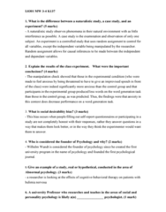 PSY100Y5 Study Guide - Midterm Guide: Curare, Axon Terminal, Prefrontal Cortex