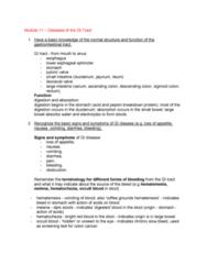 ECO 100 Lecture Notes - Lecture 4: Ulcerative Colitis, Toxic Megacolon, Metaplasia