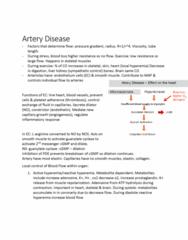 BIOL 2060 Chapter Notes - Chapter 13.0: Vasopressin, Pulse Pressure, Hyperaemia
