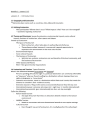 ES295 Final: ES295 Final Exam Notes - Cummulative