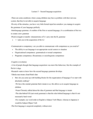 LIN229H5 Lecture Notes - Lecture 5: Markedness, Metalinguistic Awareness, Epenthesis