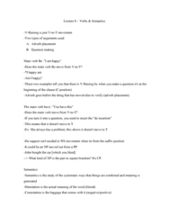 LIN232H5 Lecture Notes - Lecture 8: Intension, Hyponymy And Hypernymy, Justin Trudeau