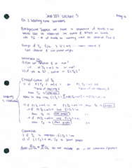 STAT333 Lecture Notes - Lecture 5: Pus