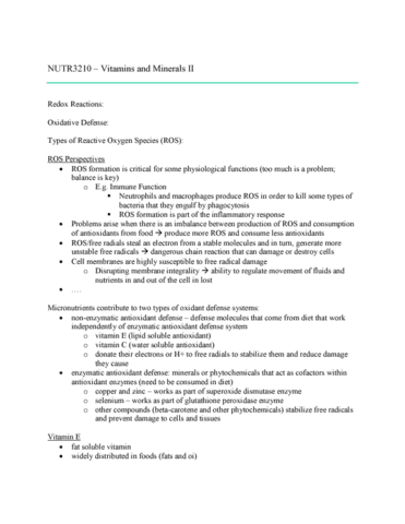 nutr-3210-lecture-10-10-vitamins-and-minerals-ii