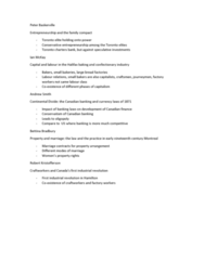 PSYC 342 Lecture Notes - Lecture 4: Oligopoly, Industrial Revolution