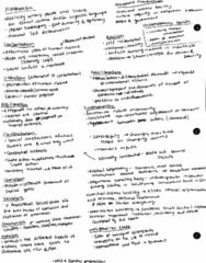 POL 13000 Midterm: Exam 1: cram sheet
